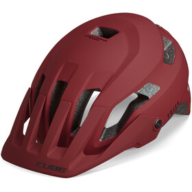 Cube Frisk Helmet red